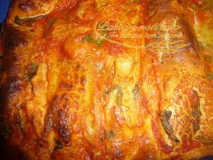 crepes di carne e besciamella