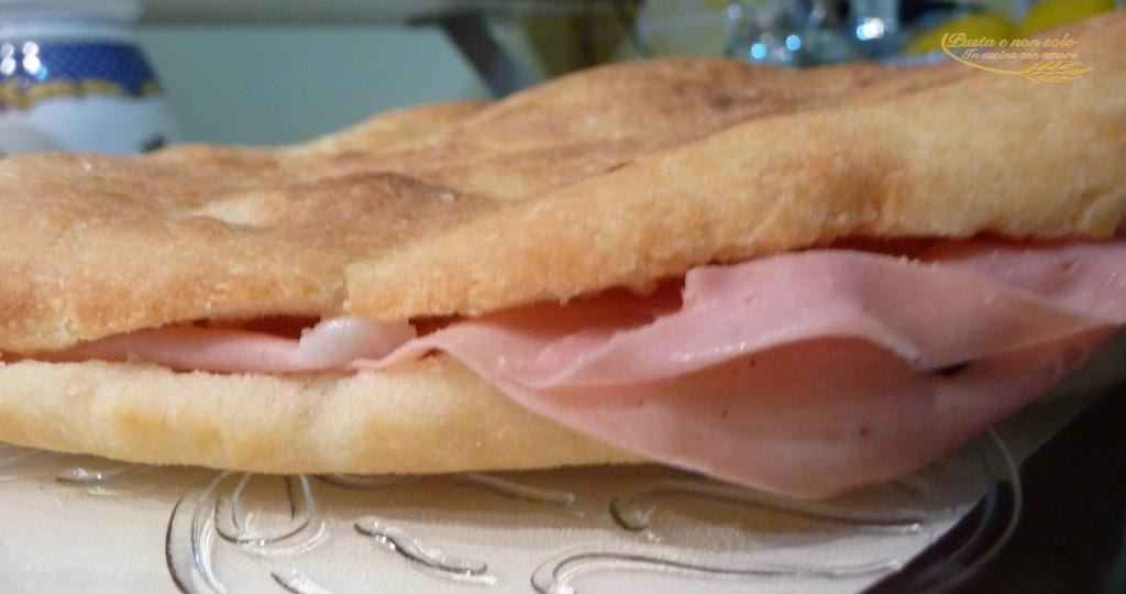 Pizza - Panino