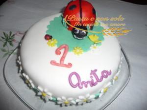 Torta Coccinella