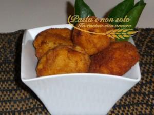 Pepite di pollo e ricotta