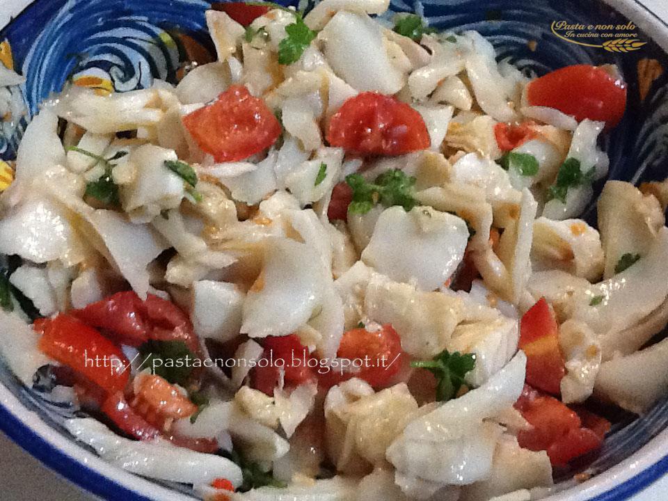 Ricette bimby pesce stocco