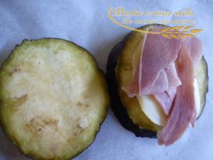 cotolette di melanzane ripiene al forno
