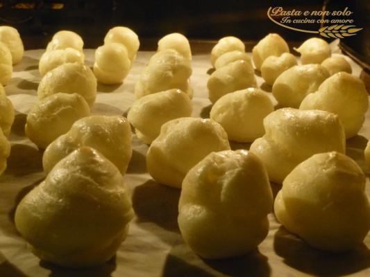 bignè o pasta choux