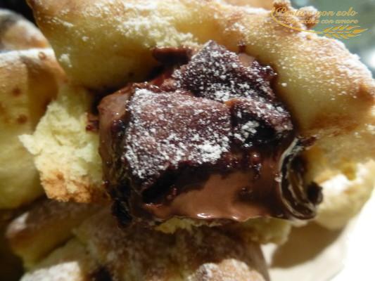 roselline di pan brioche ripiene