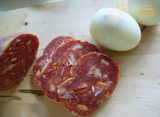Braciola di carne alla calabrese