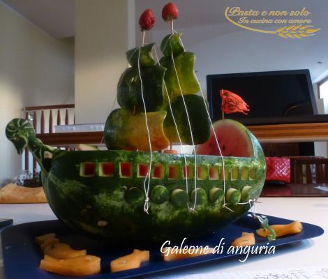 galeone di anguria