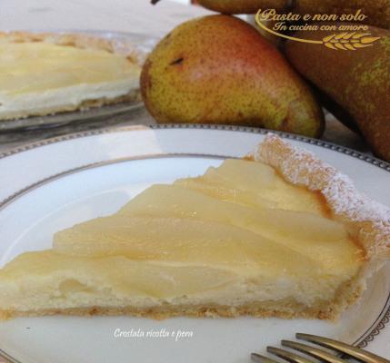 crostata ricotta e pera1