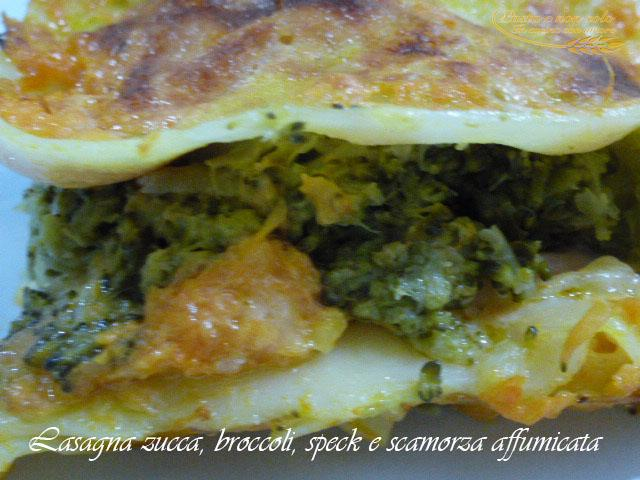 lasagna zucca broccoli1