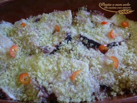 fungi a ru furnu (funghi al forno)