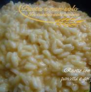 risotto con zucca pancetta e gorgonzola1