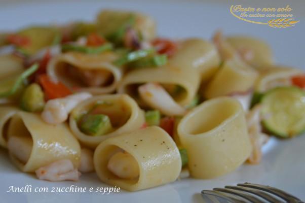 anelli zucchine e seppia1