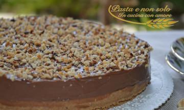cheesecake alla nuella