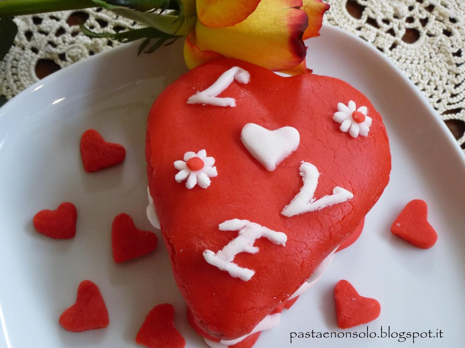 Lovecake di San Valentino