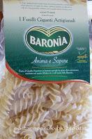 pasta baronia
