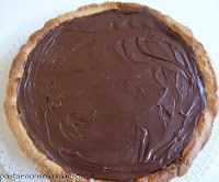 Crostata nutella e mascarpone