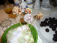 Cake Pops multicolor