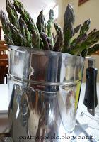Risotto agli asparagi ed emmental