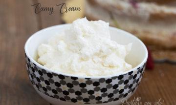 Camy cream crema al mascarpone