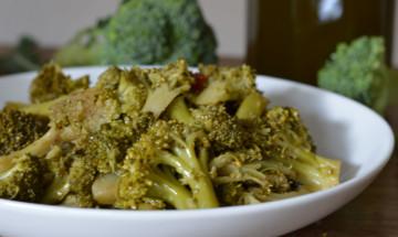 broccoli affogati (vrocculi affucati)