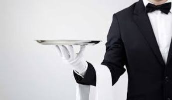 il cameriere una professione in crescita